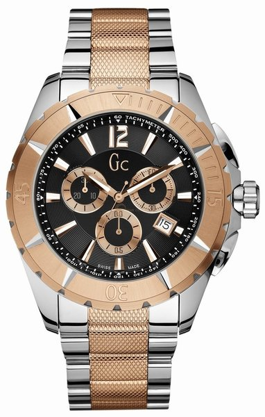 Gc Guess Collection Guess Collection X53003G2S horloge 45mm