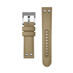 TW Steel TWS601 canvas horlogeband camel 22 mm