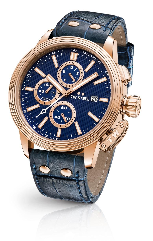 TW Steel CE7015 CEO Adesso chronograaf horloge 45mm