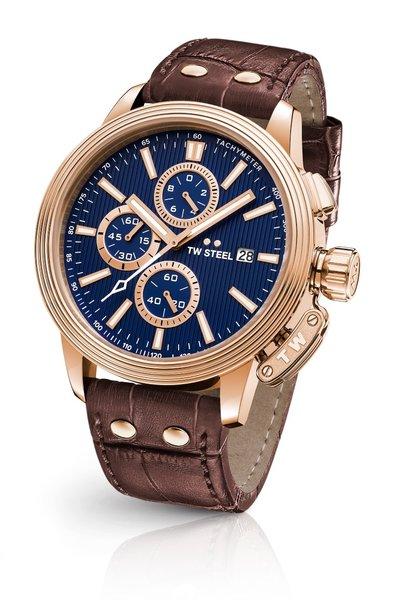 TW Steel TW Steel CE7017 CEO Adesso chronograaf horloge 45mm