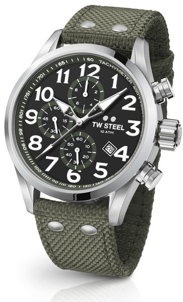 TW Steel TW Steel VS24 Volante chronograaf horloge 48mm