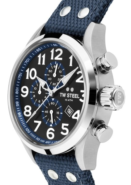 TW Steel TW Steel VS33 Volante chronograaf horloge 45mm