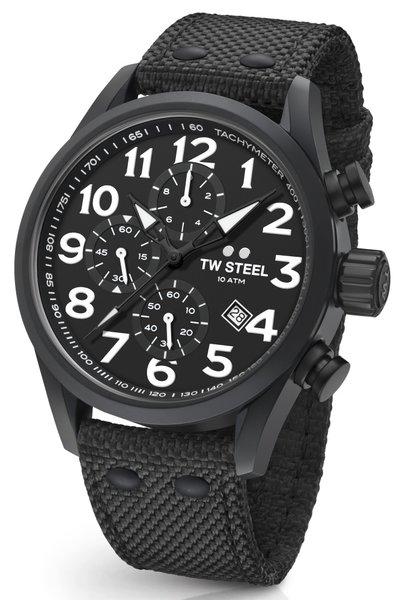 TW Steel TW Steel VS44 Volante chronograaf horloge 48mm