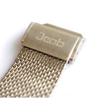 Jcob Jcob Einzeiger JCW001-SS01 beige herenhorloge