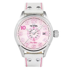 TW Steel TW972 Pink Ribbon dameshorloge 45mm
