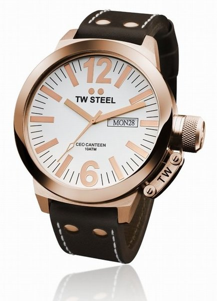 TW Steel TW Steel CE1018 CEO Collection horloge 50mm DEMO