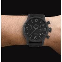 TW Steel TW Steel MS114 Maverick All Black chronograaf horloge 48mm