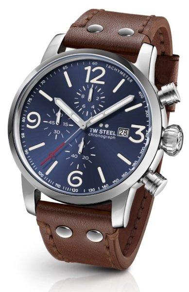 TW Steel TW Steel MS104 Maverick chronograaf horloge 48mm