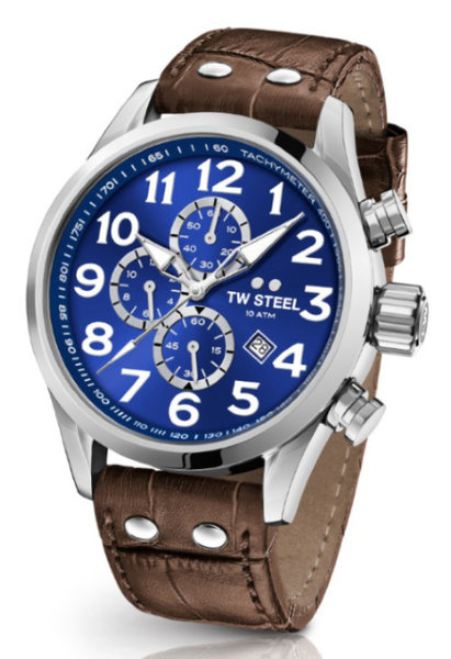 TW Steel TW Steel VS63 Volante chronograaf horloge 45mm