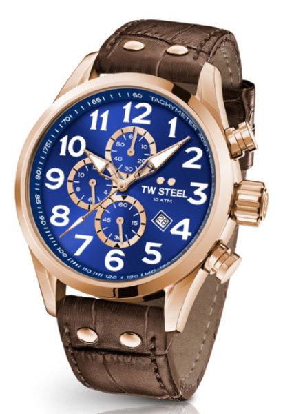 TW Steel TW Steel VS83 Volante chronograaf horloge 45mm