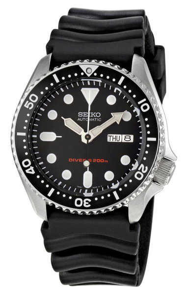 Seiko 5 Divers SKX007K1 heren horloge 42mm