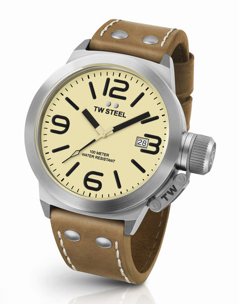 TW Steel TW Steel CS11 Canteen heren horloge 45mm DEMO
