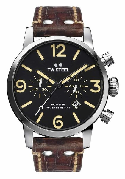 TW Steel TW Steel MS3 Maverick chronograaf horloge 45 mm DEMO
