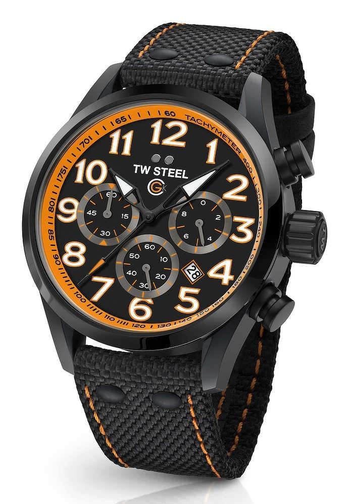 TW Steel TW981 GCK Rallycross horloge Special Edition 48mm