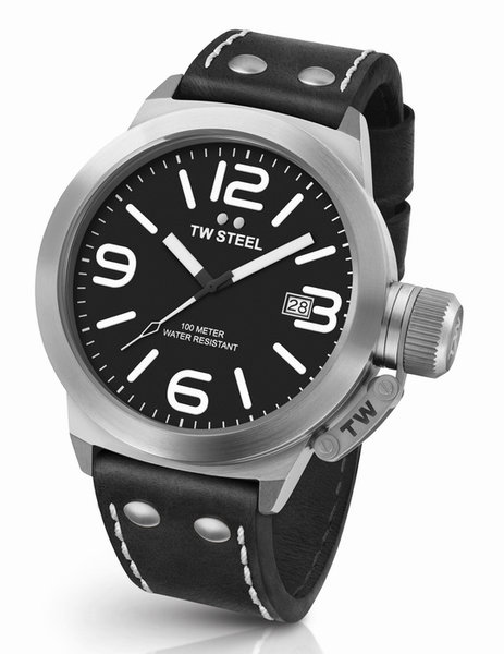 TW Steel TW Steel CS1 Canteen heren horloge 45mm DEMO