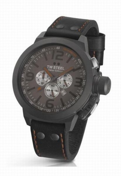 TW Steel TW Steel TW879 Koen Wauters Dakar Horloge Limited Edition 45mm DEMO