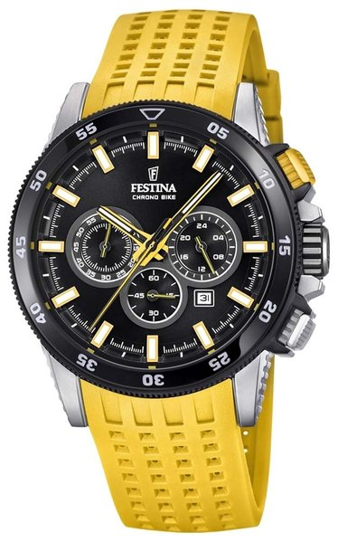 Festina Festina F20353/5 Chrono Bike 2018 heren horloge 43mm