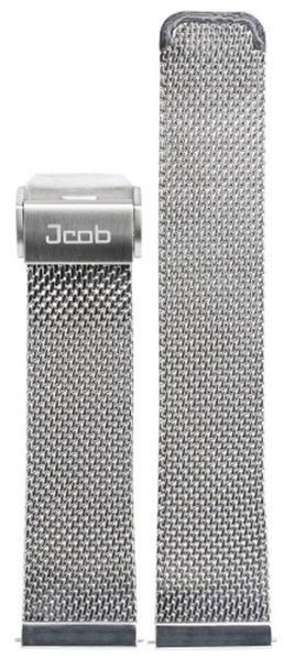Jcob Jcob Einzeiger JCS-SS01 Milanese stalen horlogeband
