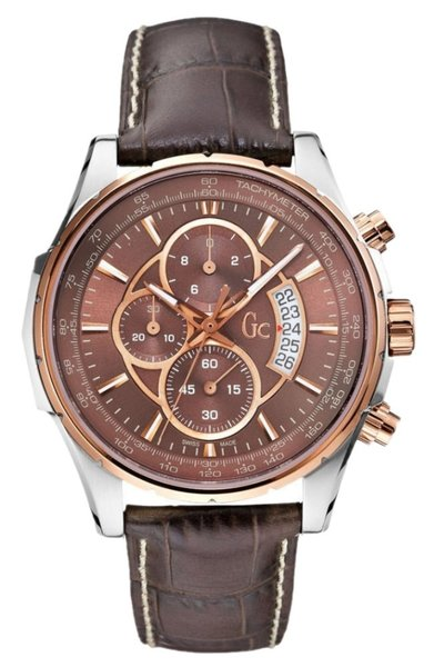 Gc Guess Collection GC Guess Collection X81002G4S horloge 44mm