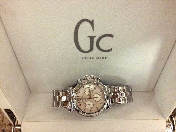 Gc Guess Collection GC Guess Collection X73106M1S dameshorloge 37mm