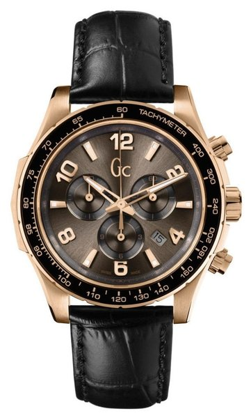 Gc Guess Collection GC Guess Collection X51001G1S horloge 44mm