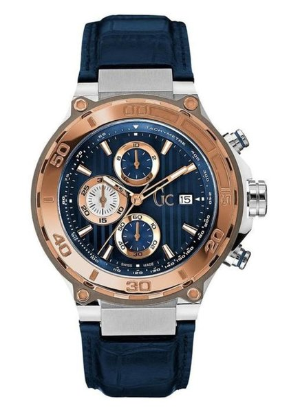 Gc Guess Collection GC Guess Collection X56011G7S horloge 44mm
