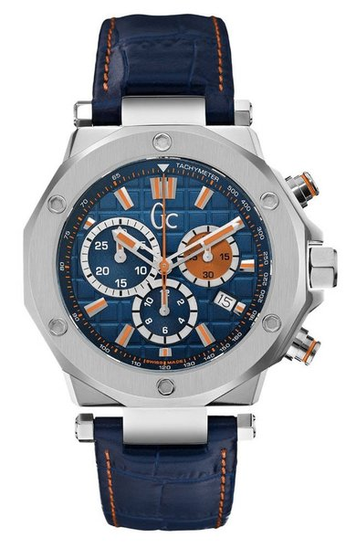 Gc Guess Collection GC Guess Collection X72029G7S horloge 43mm