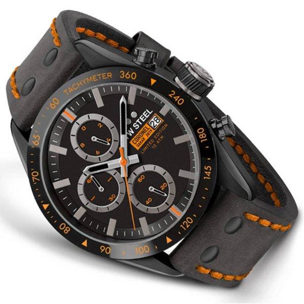 TW Steel TW Steel TW996 Coronel Dakar 2019 horloge limited edition