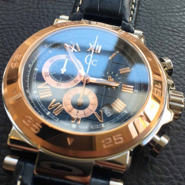 Gc Guess Collection GC Guess Collection X90015G7S horloge 44mm