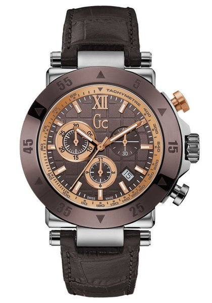 Gc Guess Collection GC Guess Collection X90019G4S horloge 44mm
