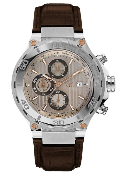 Gc Guess Collection GC Guess Collection X56005G1S horloge 44mm