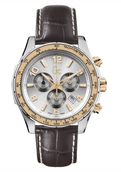 Gc Guess Collection GC Guess Collection X51005G1S Techno Sport horloge 47mm