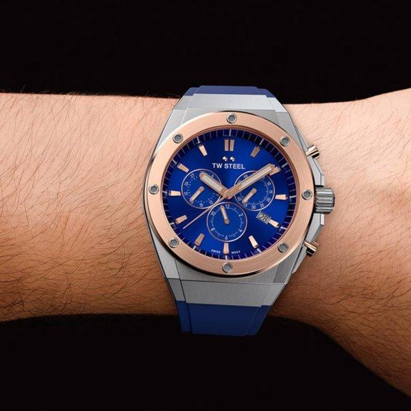 TW Steel TW Steel CE4046 CEO TECH chronograaf horloge 44 mm