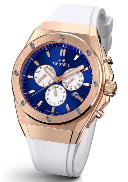 TW Steel TW Steel CE4047 CEO TECH chronograaf horloge 44 mm