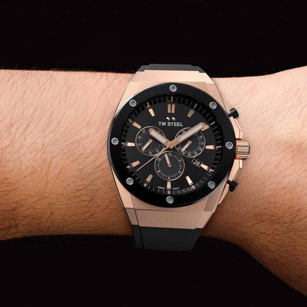 TW Steel TW Steel CE4048 CEO TECH chronograaf horloge 44 mm