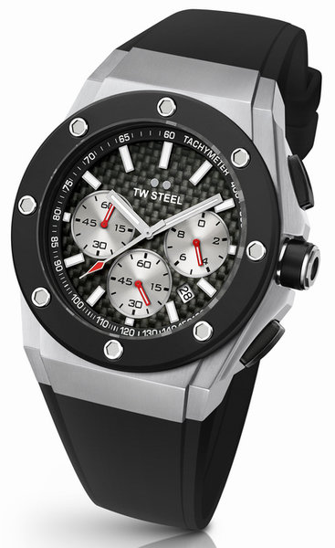 TW Steel TW Steel CE4020 David Coulthard special edition horloge 48mm DEMO