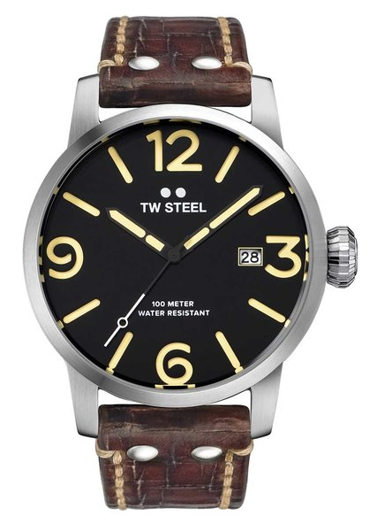 TW Steel TW Steel MS1 Maverick horloge 45 mm DEMO