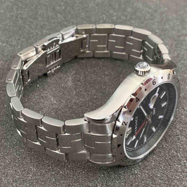 Versace Versace V11020015 Hellenyium GMT heren horloge