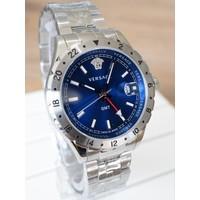 Versace Versace V11010015 Hellenyium GMT heren horloge