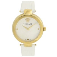 Versace Versace VQR100017 Mystique Gold dames horloge
