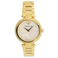 Versace Versace VQR120017 Mystique gold dames horloge