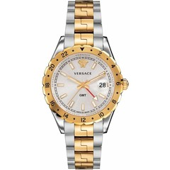 Versace V11030015 Hellenyium GMT heren horloge
