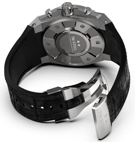 TW Steel TW Steel ACE110 Genesis chronograaf herenhorloge 44mm