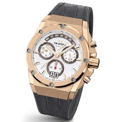 TW Steel ACE112 Genesis chronograaf herenhorloge 44mm