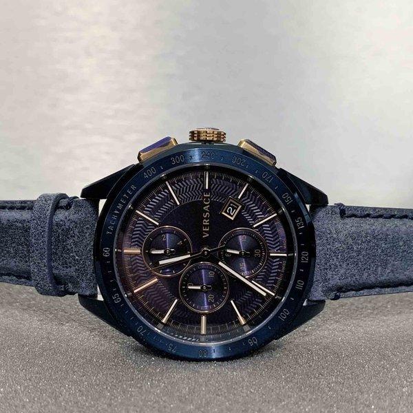 Versace Versace VEBJ00318 Glaze chronograaf heren horloge