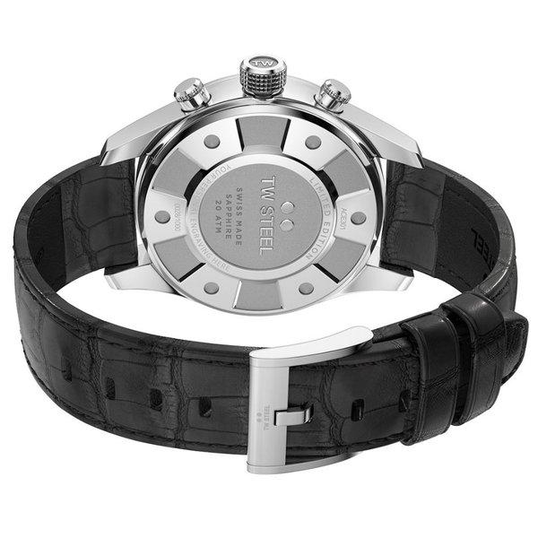 TW Steel TW Steel ACE301 Aternus Swiss Made chronograaf herenhorloge 45mm