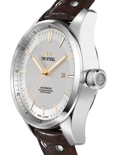 TW Steel TW Steel ACE322 Aternus Swiss Automatisch heren horloge 45mm
