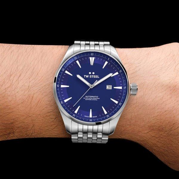 TW Steel TW Steel ACE333 Aternus Swiss Automatisch heren horloge 45mm