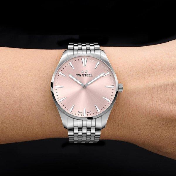 TW Steel TW Steel ACE351 Aternus Swiss dames horloge 38mm