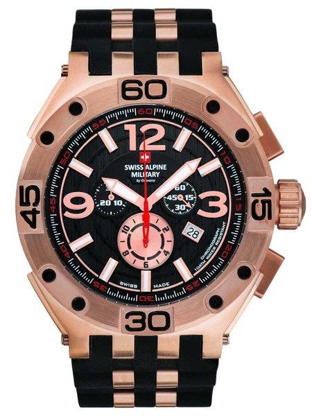 Swiss Alpine Military Swiss Alpine Military 7032.9867 heren horloge 50 mm